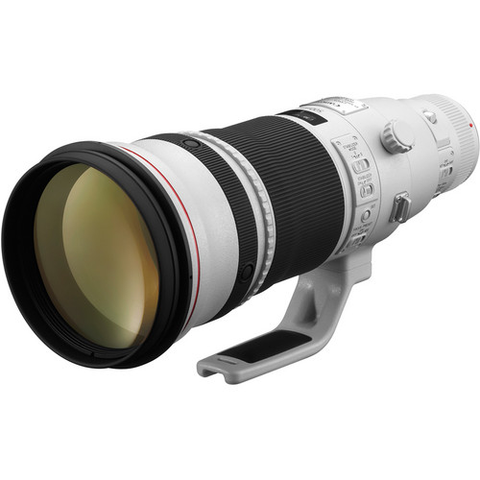 Canon EF 500mm f/4L IS II USM Lens by Canon at B&C Camera