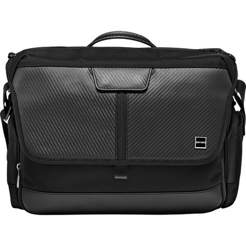 Gitzo Century Camera Traveler Messenger Bag (Black) by Gitzo at bandccamera