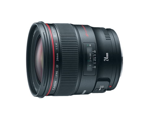 Canon EF 24mm f/1.4L II USM by Canon at B&C Camera