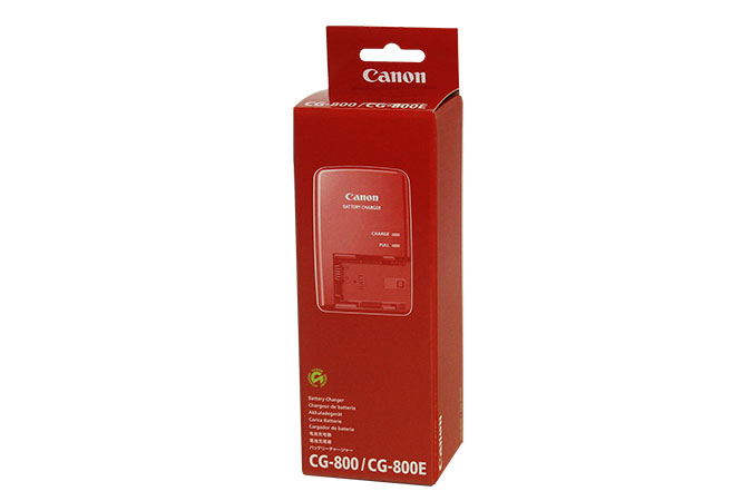 Canon CG-800/CG-800E Battery Charger for VIXIA HF G20 at B&C Camera