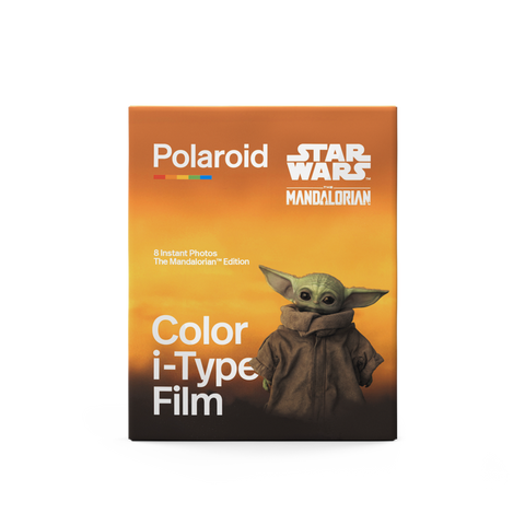 Color i-Type Film - The Mandalorian