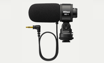 Nikon ME-1 Microphone by Nikon at bandccamera