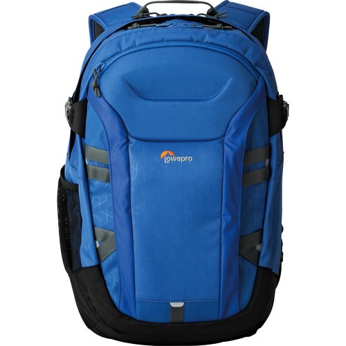 Lowepro RidgeLine Pro BP 300 AW Backpack (Horizon Blue/Traction) by Lowepro at bandccamera