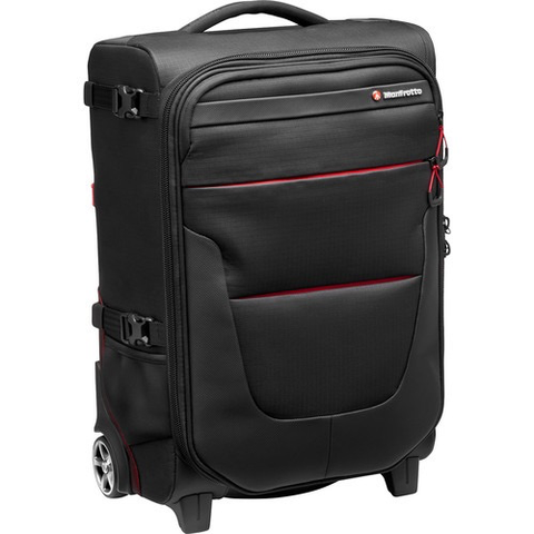 Manfrotto Pro Light Reloader Air-55 Carry-On Camera Roller Bag (Black) by Manfrotto at B&C Camera