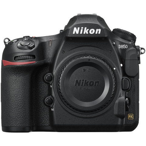 Nikon D850 DSLR Camera (Body Only) by Nikon at bandccamera