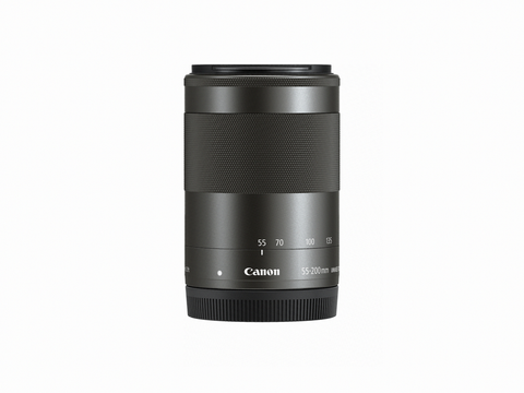 Canon EF-M 55-200mm F4.5-6.3 IS STM - B&C Camera