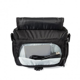 Lowepro Adventura SH 110 II Shoulder Bag (Black) - B&C Camera - 3