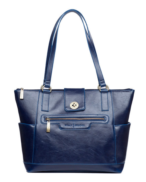 Kelly Moore Bag - Esther - Sapphire by Kelly Moore at bandccamera