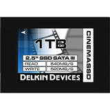 "Delkin Devices 1TB Cinema SATA III 2.5"" Internal SSD"