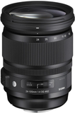 Sigma 24-105mm F4 DG (OS)* HSM Art Lens for Nikon by Sigma at B&C Camera