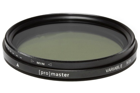 Promaster 52mm Digital HGX Variable ND Lens Filter - B&C Camera