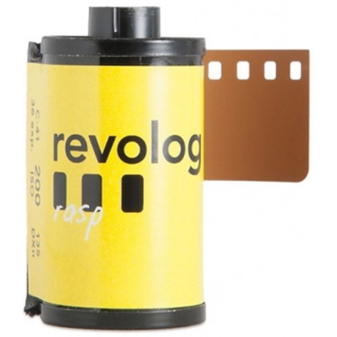 REVOLOG Rasp 200 Color Negative Film (35mm Roll Film, 36 Exposures)
