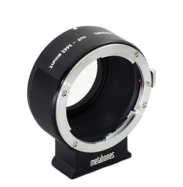 Metabones Nikon F Lens to Micro Four Thirds II Adapter