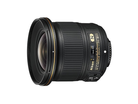 Nikon AF-S NIKKOR 20mm f/1.8G ED Lens by Nikon at B&C Camera