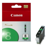 Canon CLI-8 Green Ink Cartridge - B&C Camera