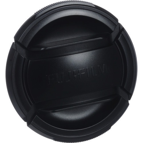 FujiFilm  FRONT LENS CAP 58MM by Fujifilm at B&C Camera