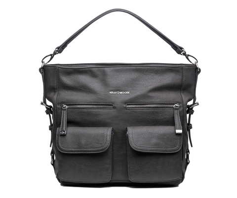 Kelly Moore Bag | 2 Sues 2.0 - Grey