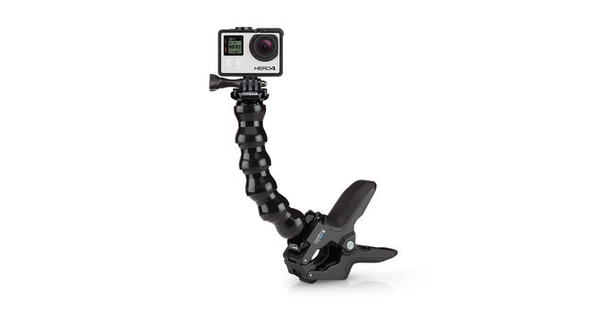 GoPro Jaws Flex Clamp - B&C Camera - 1