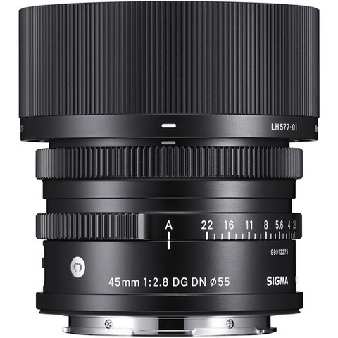Sigma 45mm f/2.8 DG DN Contemporary Lens for L-Mount