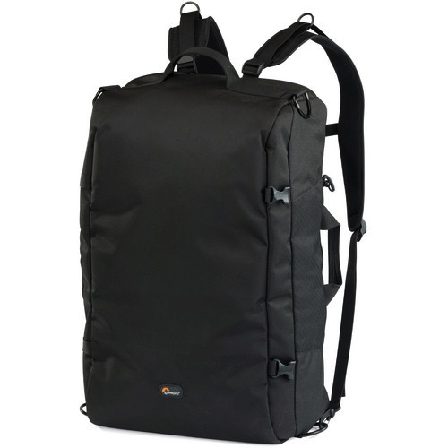 Lowepro S&F Transport Duffle Backpack (Black) - B&C Camera - 1