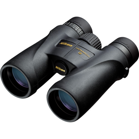 Nikon 10x42 Monarch 5 Binoculars by Nikon at B&C Camera