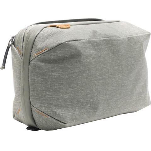 Peak Design Travel Wash Pouch (Sage) by Peak Design at bandccamera