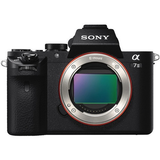 Sony Alpha a7 II Mirrorless Digital Camera Body