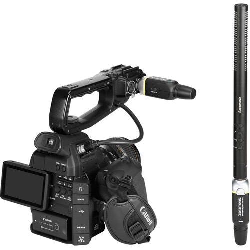 Saramonic Blink 800 B2 Digital Wireless Plug-On Microphone System with No Mic (5.8 GHz) at B&C Camera