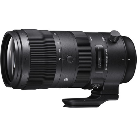 Sigma 70-200mm f/2.8 DG OS HSM Sports Lens for Nikon F by Sigma at bandccamera