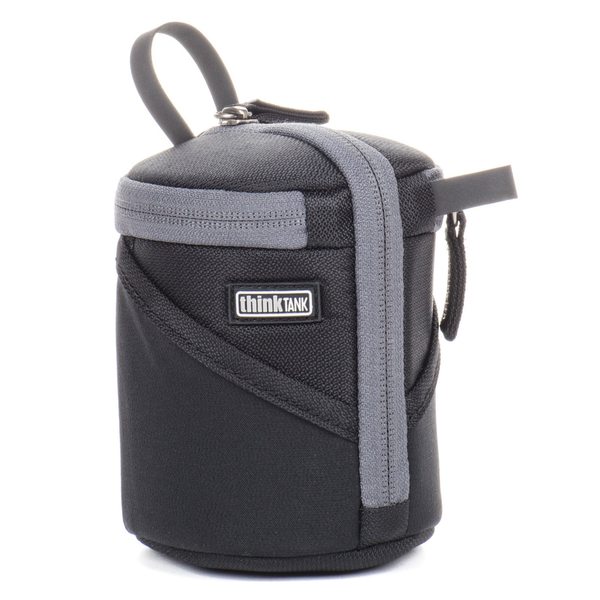 Think Tank Photo Lens Case Duo 5 (Black) by thinkTank at B&C Camera