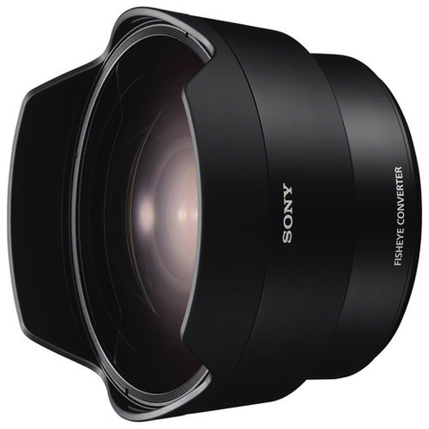 Sony 16mm Fisheye Conversion Lens for FE 28mm f/2 Lens by Sony at B&C Camera