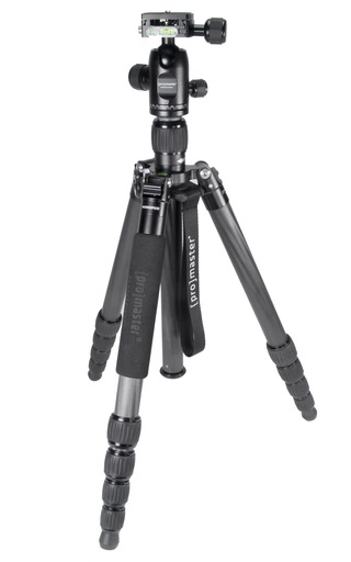 Promaster XC525C Professional Carbon Fiber Tripod by Promaster at B&C Camera