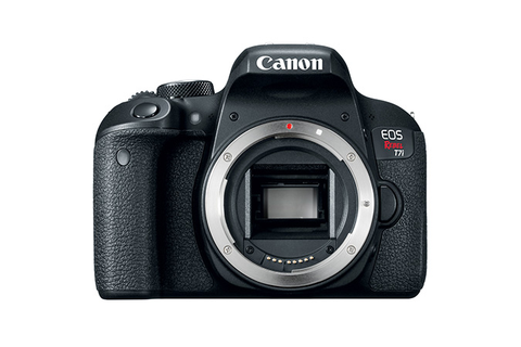 Canon EOS Rebel T7i Body by Canon at bandccamera