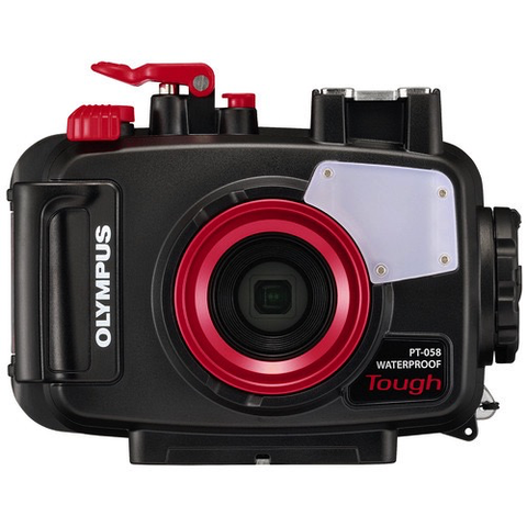 Olympus PT-058 Underwater  For TG-5 Digital Camera by Olympus at bandccamera