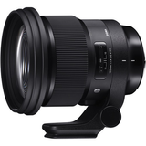 Sigma 105mm f/1.4 DG HSM Art Lens for Canon EF by Sigma at bandccamera