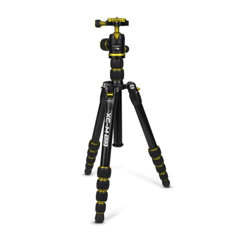 Promaster XC-M 522K Professional Tripod (Yellow) - Kit with Head by Promaster at B&C Camera