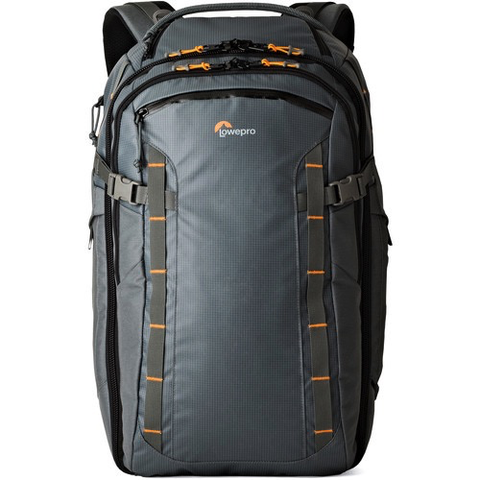 Lowepro HighLine BP 400 AW 36L Backpack (Gray) by Lowepro at bandccamera