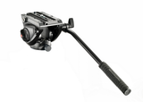 Manfrotto MVH500AH Fluid Video Head with Flat Base by Manfrotto at B&C Camera