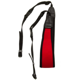 Promaster Contour Pro Strap (Red) by Promaster at B&C Camera