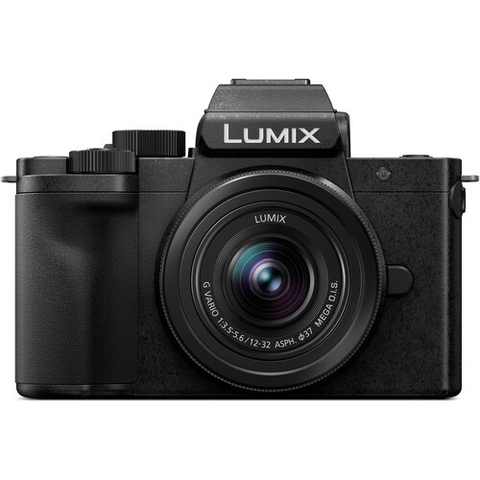 Panasonic Lumix DC-G100 Mirrorless Digital Camera with 12-32mm Lens