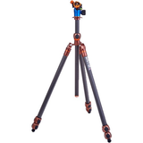 3 Legged Thing Winston 2.0 Tripod Kit with AirHed Pro Ball Head (Bronze and Blue)