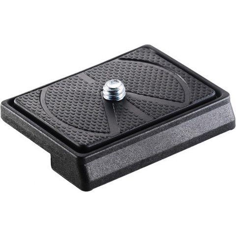 Manfrotto 200LT-PL Quick-Release Plate by Manfrotto at bandccamera