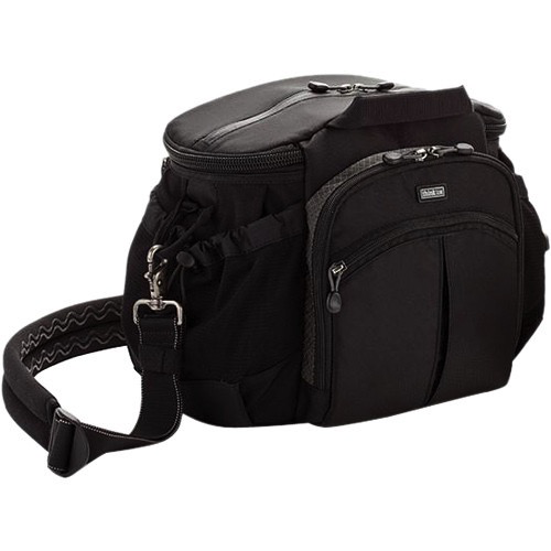 thinkTANK Photo Speed Freak Camera Bag V2.0 (Black/Gray) - B&C Camera