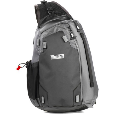 MindShift Gear PhotoCross 13 Sling Bag (Carbon Gray) by MindShift Gear at bandccamera