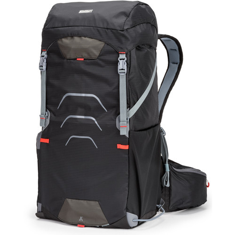 MindShift Gear UltraLight Dual 25L Daypack (Black Magma) by MindShift Gear at bandccamera