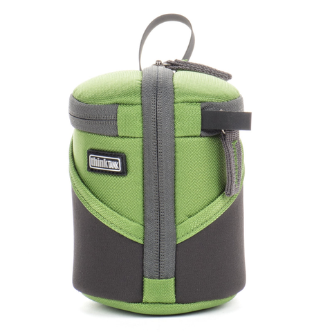 Think Tank Photo Lens Case Duo 5 (Green) by thinkTank at B&C Camera