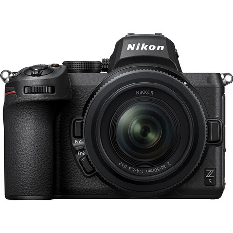 Nikon Z 5 Mirrorless Digital Camera with Z 24-50mm f/4-6.3 Lens