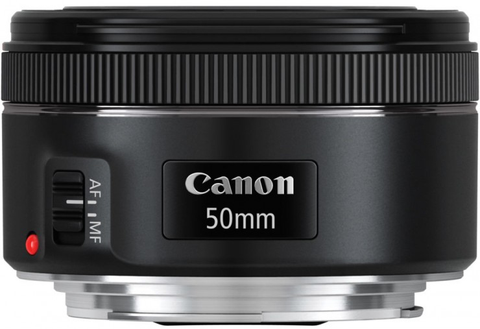 Canon EF 50mm f/1.8 STM by Canon at B&C Camera