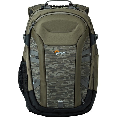 Lowepro RidgeLine Pro BP 300 AW Backpack (Mica/Pixel Camo) by Lowepro at bandccamera