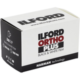 Ilford Ortho Plus Black & White Negative Film (35mm Roll Film, 36 Exposures)
